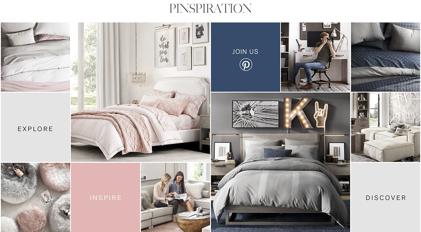 Get Inspired by Our Pinterest Boards
