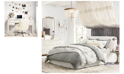 Shop Brook Slipcovered Bedroom