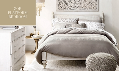 Shop The Zoe Bedroom