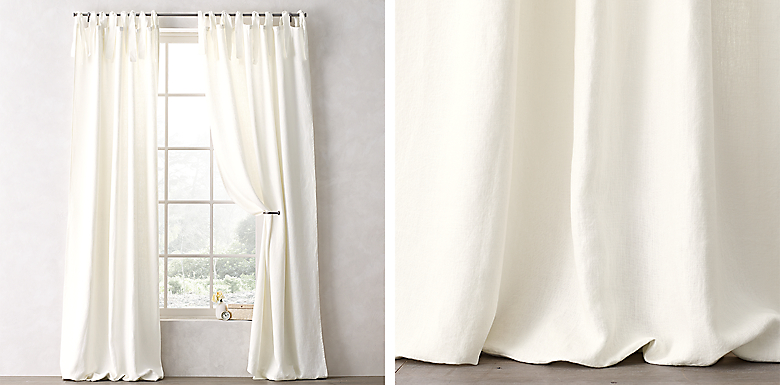 voile linen drapes the tab on top textured do dollclique ideas sheer cotton i poster with com these curtains could tie ties drape