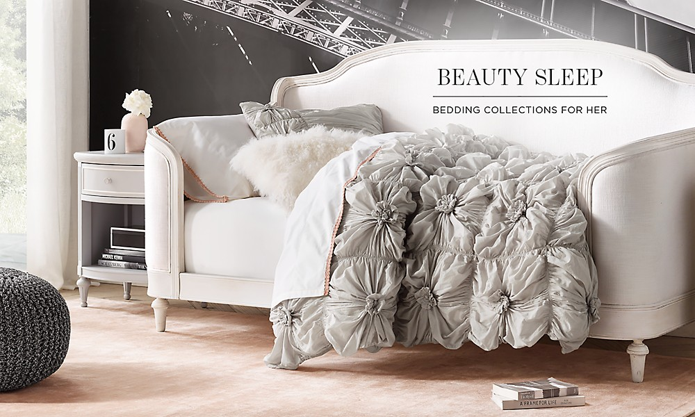 Bedding Collections | RH TEEN