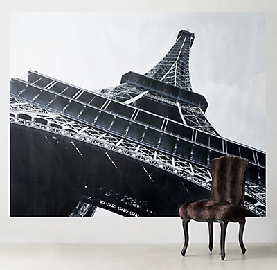 Eiffel Tower Wall Decal Part 83