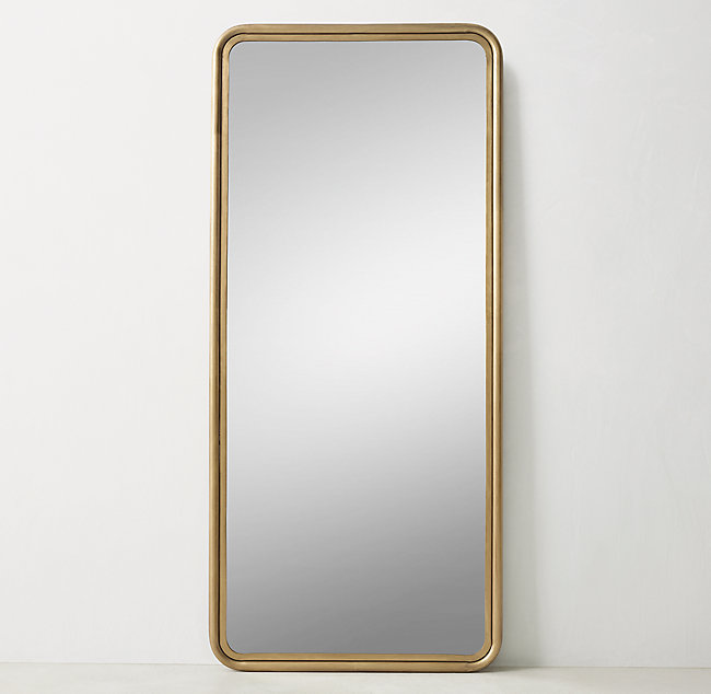 Mirror With Rounded Edges Shapeyourminds Com