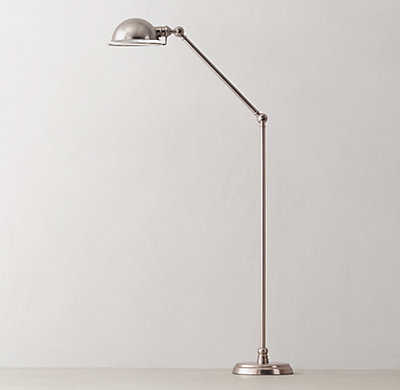 Academy task floor lamp antique pewter mozeypictures Image collections