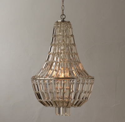 Elia crystal empire chandelier aloadofball
