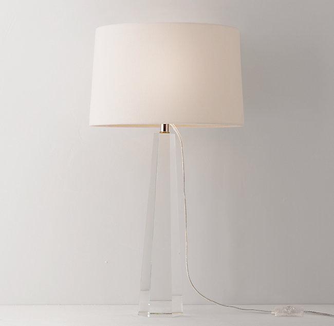 Laine crystal table lamp base mozeypictures Image collections