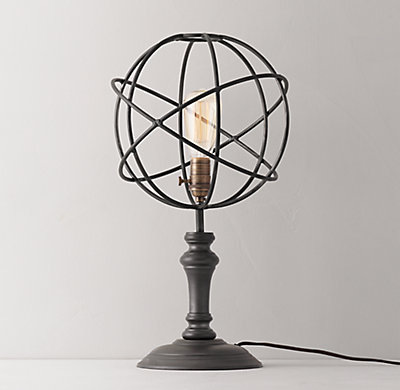 Fuller Sphere Table Lamp
