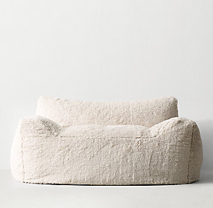 Berlin Lounge Sherpa Chair