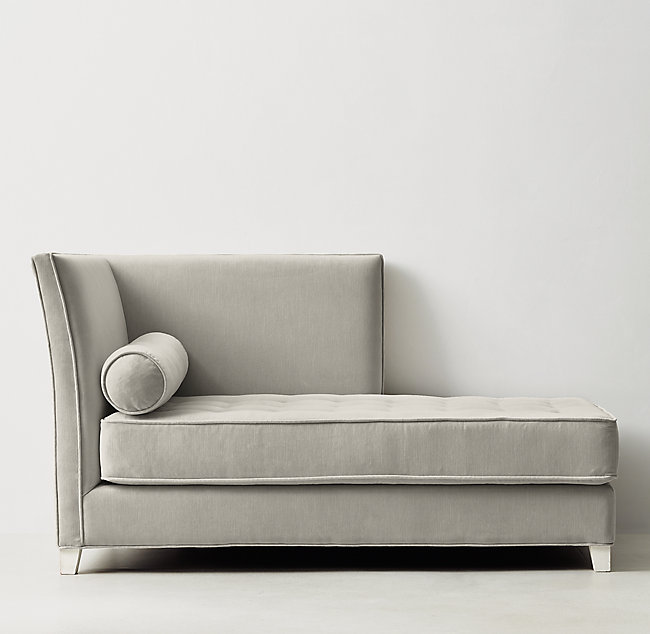 Rylin Tufted Right Arm Chaise