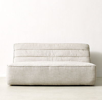Chelsea Double Lounger