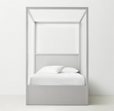 sc 1 st  RH Teen & Avalon Canopy Bed with Trundle