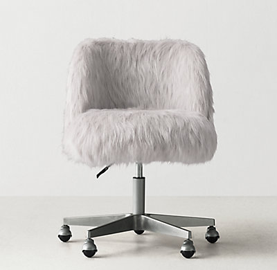 Fair 50 Fuzzy Office Chair Decorating Inspiration Of