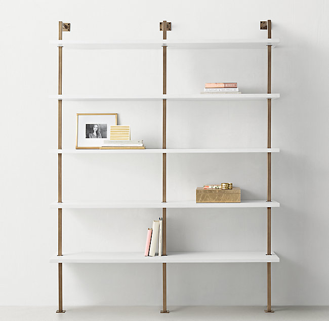 row fr furniture this axis oak double express from review shelf is bo bookcase