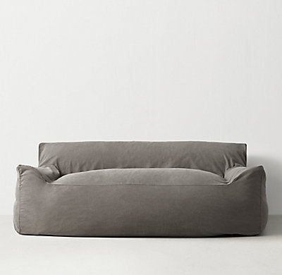 Berlin Lounge Canvas Sofa