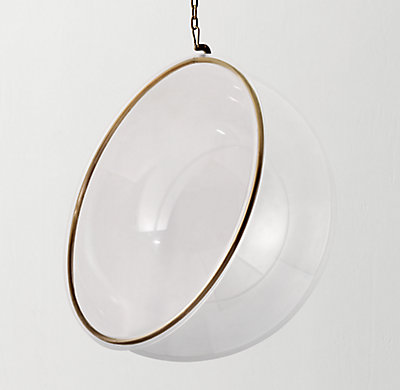 Perfect Mina Acrylic Ball Hanging Chair