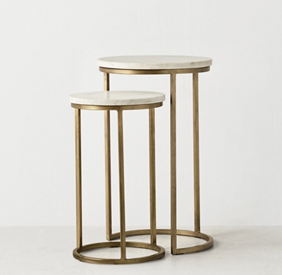 Serena Nesting Side Tables