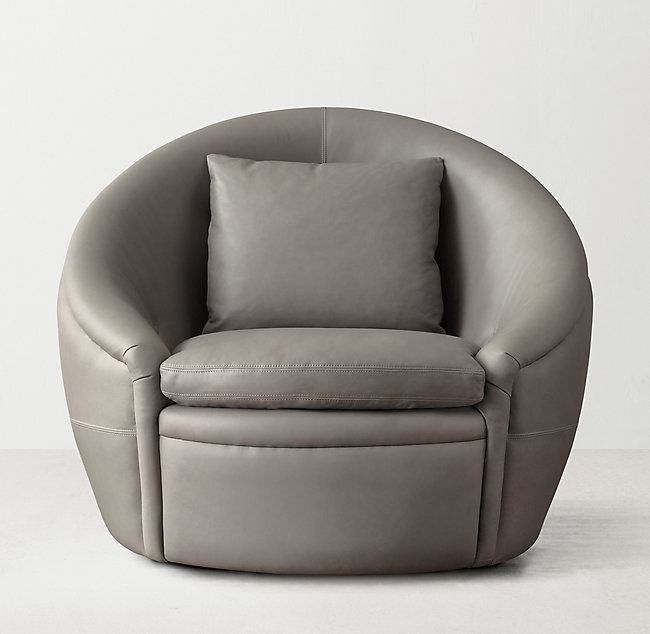 Prime Oberon Leather Swivel Chair Inzonedesignstudio Interior Chair Design Inzonedesignstudiocom