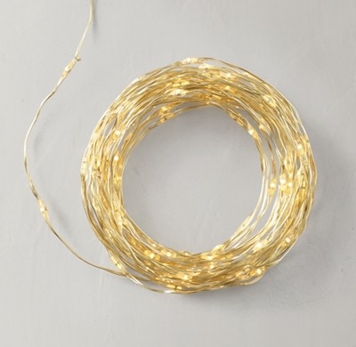 Starry String Lights Gold : Starry String Lights - Gold