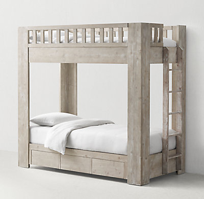Callum Storage Bunk Bed