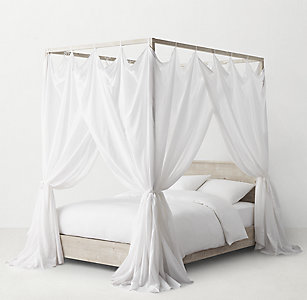 Canopy Bed.Callum Storage Canopy Bedroom Rh Teen