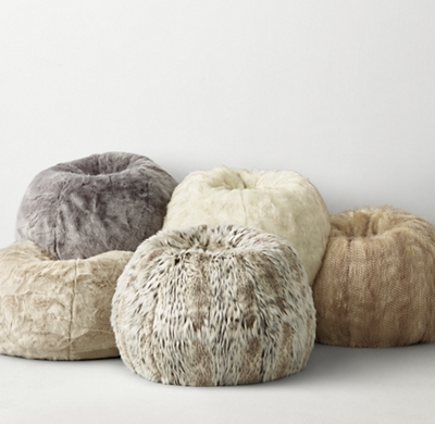 f8ceda8b23 Luxe Faux Fur Bean Bag - Owl. COLOR PREVIEW UNAVAILABLE. Alternate view 1.  Previous. Next. Click to Zoom